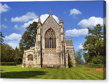 Brockenhurst - Hampshire - Uk Canvas Print