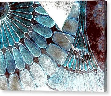 Broken 3-2 Canvas Print by Lenore Senior