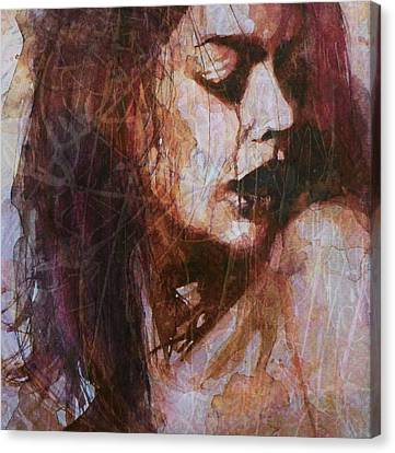 Broken Down Angel Canvas Print by Paul Lovering