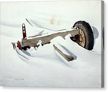 Broken Dreams Canvas Print by Conrad Mieschke