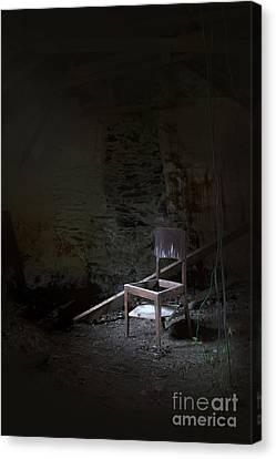 Broken Dreams Canvas Print by Svetlana Sewell