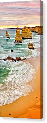Broken Relics Canvas Print