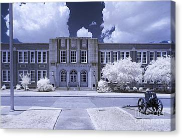 Brookland-cayce Hs-ir Canvas Print by Charles Hite