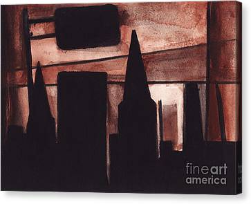 Brooklyn Battery View Canvas Print