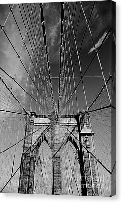 Brooklyn Bridge 2 Canvas Print