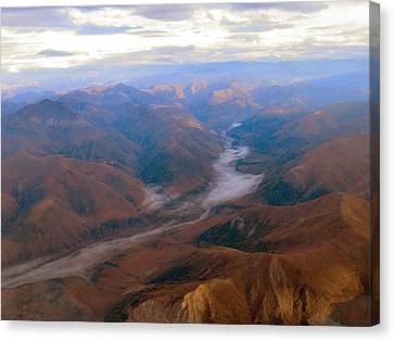 Brooks Range At 4000 Feet Canvas Print