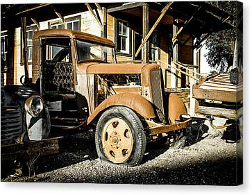 Vintage 1935 Chevrolet Canvas Print