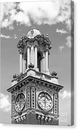 Brown University Carrie Tower Canvas Print