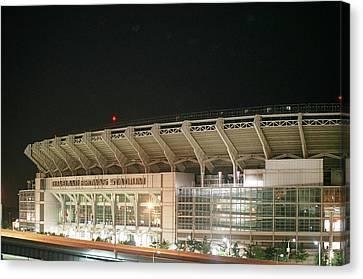 Browns Stadium Canvas Print