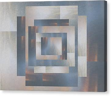 Brushed 23 Canvas Print by Tim Allen