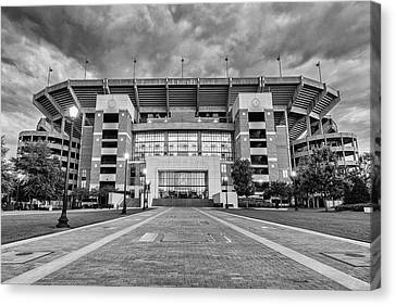 Bryant - Denny Stadium -- Walk Of Champions Canvas Print
