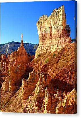 Bryce 4 Canvas Print by Marty Koch