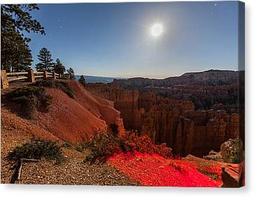 Bryce 4456 Canvas Print by Michael Fryd