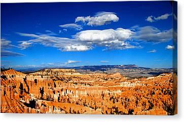 Bryce Canyon Canvas Print