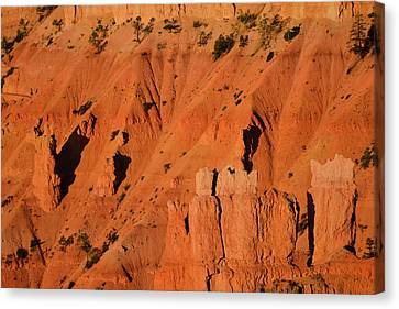 Canvas Print featuring the photograph Bryce Canyon Sunrise 2016b by Bruce Gourley