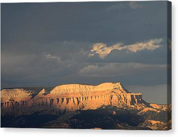 Bryce Canyon Thunderstorm  Canvas Print