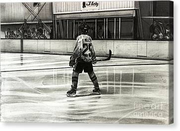 Bryce Miles #29   Canvas Print