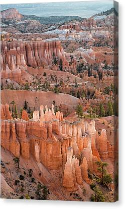 Bryce Morning View Canvas Print