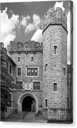 Bryn Mawr College Pembroke Canvas Print by University Icons
