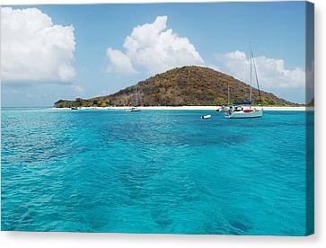 Buck Island Reef National Monument Canvas Print