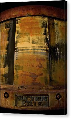 Bucyrus Erie Canvas Print