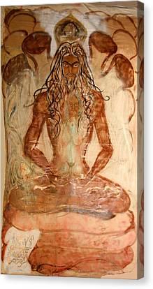 Buddha Body Canvas Print