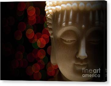 Buddha Canvas Print by Brian Jones