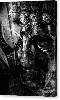 Buddha Manifesting Canvas Print by Jorgo Photography - Wall Art Gallery