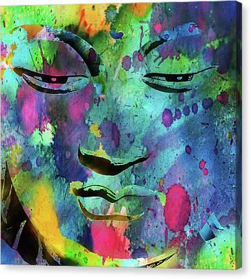 Buddha Nature  Canvas Print by Stephen Humphries