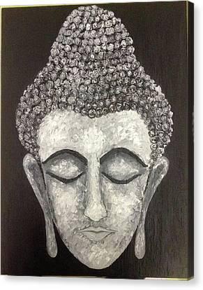 Buddha Canvas Print by Shilpi Singh