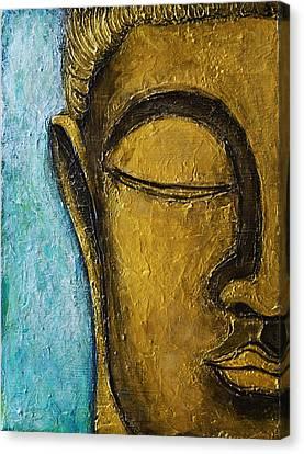 Buddha Canvas Print by Stephen Humphries