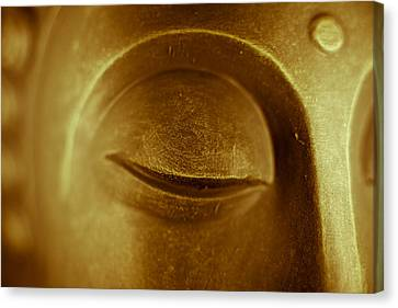 Buddhas Eye Canvas Print
