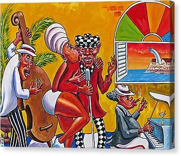Buena Vista Social Club Canvas Print
