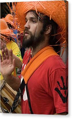 Buenos Aires Parade 1 Canvas Print