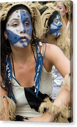 Buenos Aires Parade 2 Canvas Print