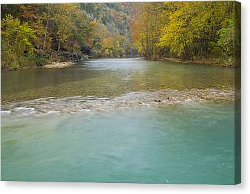 Buffalo River - 4589 Canvas Print