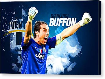 Buffon Canvas Print