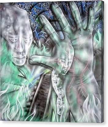Building Dreams Canvas Print by Leigh Odom