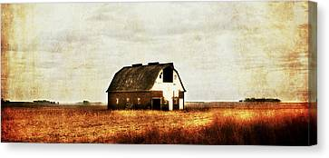 Canvas Print featuring the photograph Built To Last by Julie Hamilton