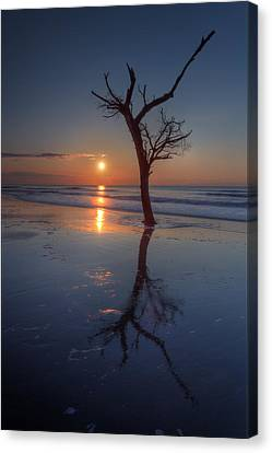 Bull Island Sunrise Canvas Print