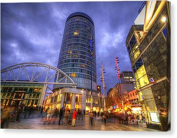 Bullring Centre Canvas Print