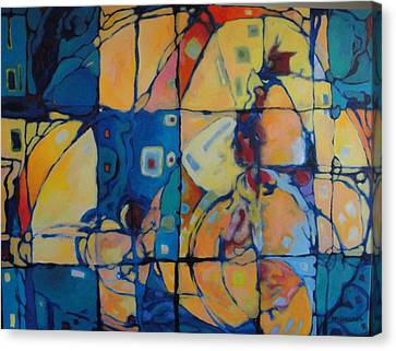 Bundle The Sky Canvas Print by Bernard Goodman