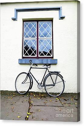 Bunratty Bike Canvas Print