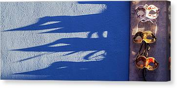 Canvas Print - Burano Shadows by Art Ferrier