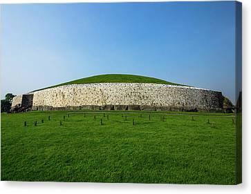Burial Mound Canvas Print
