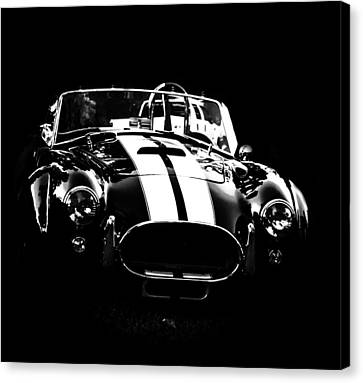 Ford Cobra Canvas Print by Esther Kather