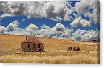 Canvas Print featuring the photograph Burra by Tim Nichols