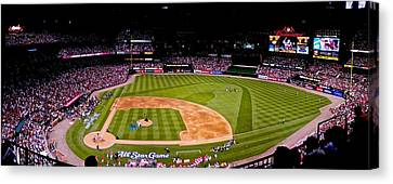 Busch Stadium Home Run Derby Canvas Print