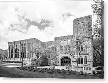 Butler University Atherton Union Canvas Print by University Icons