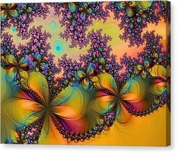 Butterflies 1 Canvas Print